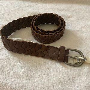 American Eagle braided belt